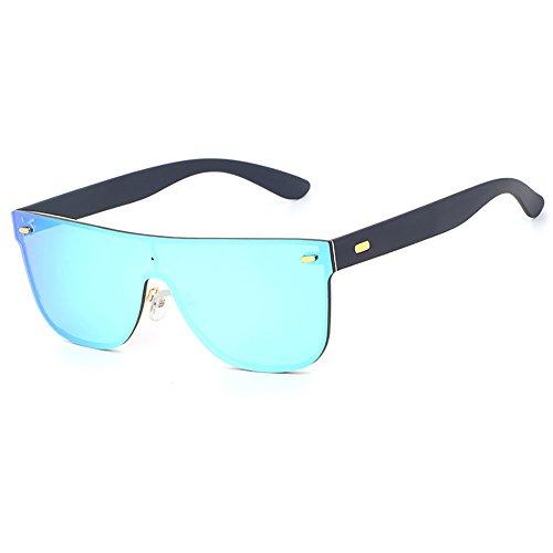 FIFA Spiegel sonnenbrille marke designer Damen Herren reisen macht Square sonnenbrillen