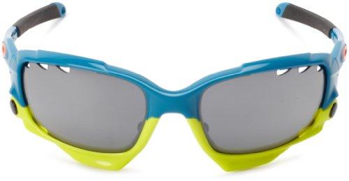 Oakley Racing Jacket Lunettes de soleil Pacific Blue