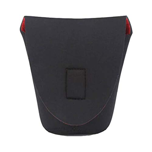 Waterproof Camera Lens Bags DSLR Pouch Bags Portable Lightweight Neoprene SLR Camera Lens Soft Protector Case - Small Slr Lens Case