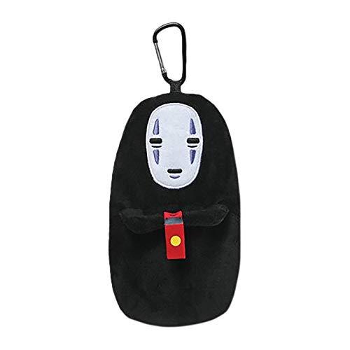 Ghibli - Chihiros Reise ins Zauberland Clip-On Geldbeutel No Face (20 cm)
