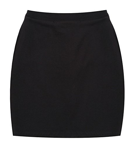 EX BHS Girls School Skirt + Short (Skort) Black Navy 4-13 Years