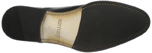 Lottusse  L6553-01109-01- Mocassin - Homme Noir (LOND.OLD NEGRO)