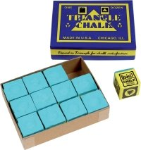 Original USA Triangel SnookerKreide