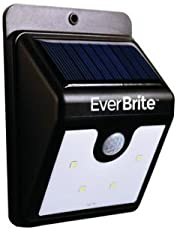 As Seen On Tv Ever Brite Light - Solar Powered Cordless Outdoor Led Motion Sensor Path & Security Light