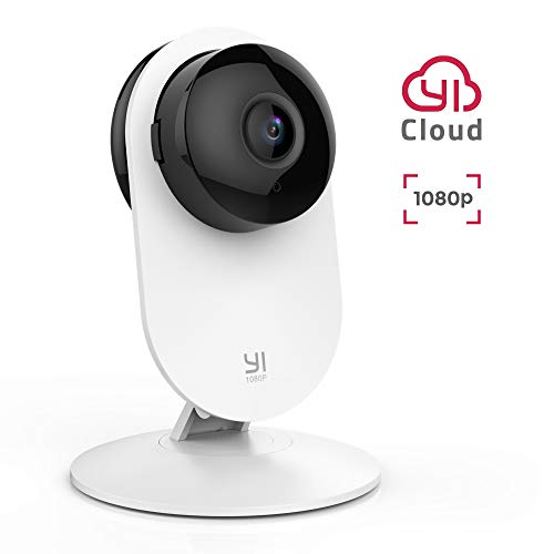 YI Home Camera 1080p FHD Wireless Wifi Camera Security IP Camera with Surveillance System Night Vision Baby Crying Pet Elder Monitoring – Remote View APP & Cloud Service Available