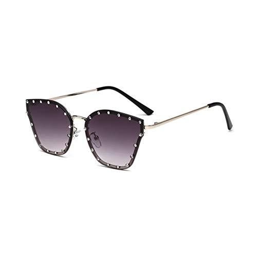 TYD.L Sonnenbrillen 1940 Hochwertige Materialien Frauen Männer Stilvoll Und Komfortabel UV400 UV-Schutz Katze Brille Verwendet Für Fahren/Reisen/Outdoor 9 Farben (Farbe : 06)