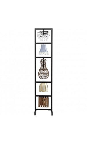 Kare design - Lampadaire design 5 abat-jour 176 cm Parecchi Art House