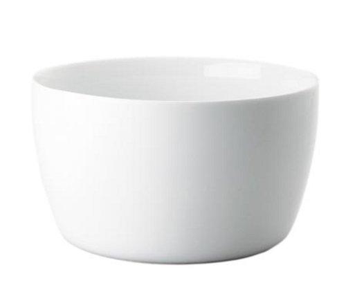 Kahla - Porcelaine pour les Sens 392962A90039C Five Senses Plat de Service Médium Blanc 16 x 8,5 cm