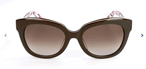 kate spade Damen < <AMBERLY/F/S Sonnenbrille, Nude Brown, 53