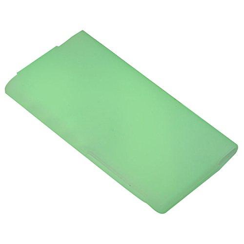 Zhhlinyuan 2pcs Silicone Tpu Protective Soft Flexible Skin Case Cover für iPod nano 7th Ipod Nano 3 Silicon Case