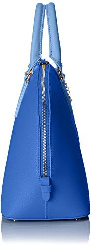 TRUSSARDI JEANS by Trussardi 75b555xx53, sac à main Multicolore (Blue/Jeans)