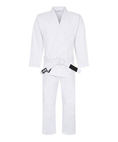 Bjj gi kimono | tutti i colori (white, a4)
