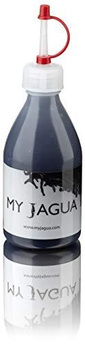 Jagua Gel 100 ml Nachfüllflasche | temporäre blau-schwarze Tattoos | natürlich | Henna