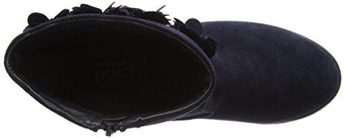 Pumpkin Patch Flower Ankle, Chaussures bébé fille Bleu - Blue (Orion Blue)