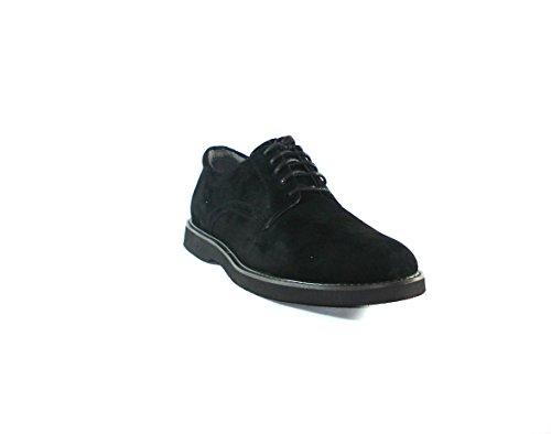 hush-puppies-zapato-serraje-waterstop-en-negro-talla-41