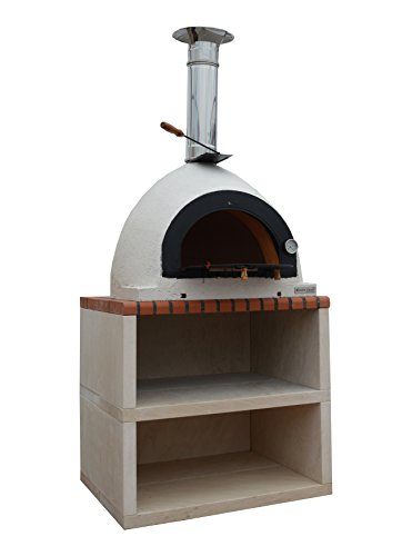 Royal Wood Fired Pizza Oven with Stand