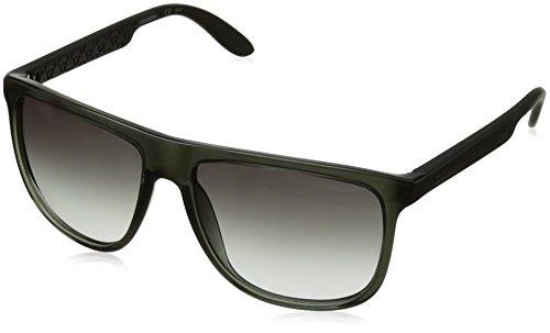 Carrera 5003 Rechteckig Sonnenbrille, Schwarz (GREY ANTH),one size