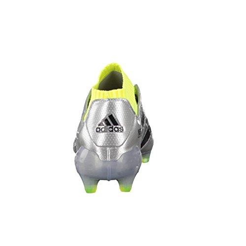Ace 16.1 Primeknit FG - Crampons de Foot silver