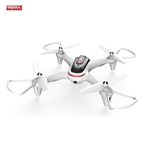 Syma X15 Drones para Niños 2.4GHz 4CH 6-Axis Cuadricópteros RC con Retención de Altitud, Modo sin Cabeza, Rotación de 360° y Luz LED