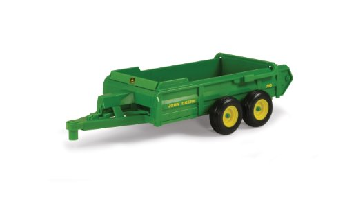 Big Farm - Esparcidor hidráulico John Deere 780 (TOMY 46299M6)