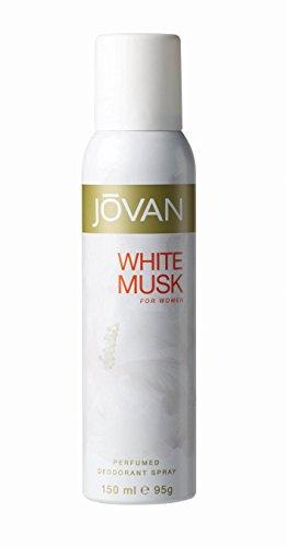 Jovan Musk White Women Perfumed Deodorant Spray 150 ml -
