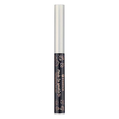 essence - Highlighter - made to sparkle - highlighting eye pen 01 - highlight your eyes