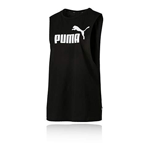 Puma Ess Cut off Canotta Sportiva Donna