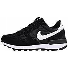 Edad niño al aire libre Internationalist Running Shoe, Niños, negro/blanco, UK12.5=EUR31=20CM