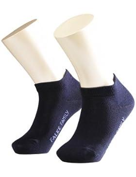 Falke - Calcetines cortos de manga corta para hombre