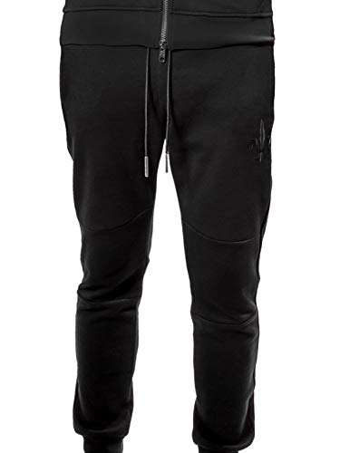 Grigio Couture - Embroidered ICON TECH-Pants