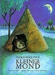 Indianerjunge Kleiner Mond