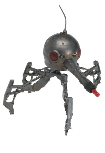 Spider Droid with