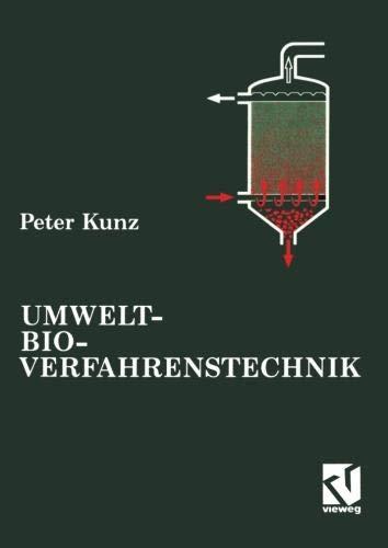 Umwelt-Bioverfahrenstechnik (German Edition)