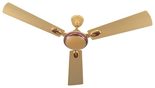 Nexstar 55-watt Ceiling Fan (gold)