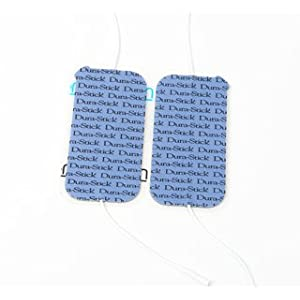 Electrodes Dura-Stick Plus 50x 100mm 2Ausgänge Cefar Compex