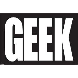 Geek Maxi Poster by Geek