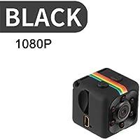 HEIRAO Mini cámara HD 1080P, DV pequeño, Ideal para Tomas aéreas al Aire Libre
