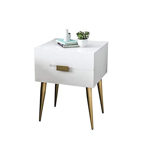 Amio Table De Chevet Nordique Simple Meuble De Rangement En Fer