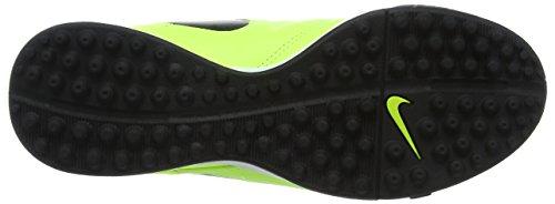 Nike Herren Tiempox Genio Ii Leather Tf Fußballschuhe Grün (Volt/black/volt)