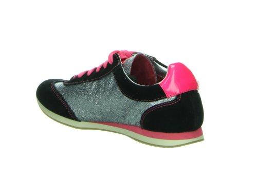 Tamaris 23611-20, Sneaker donna Nero (nero/argento)