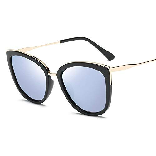 Han Ban belebt Alten Zoll schwarz super großen Rahmen Flut Kartenliebhaber Sonnenbrille Stern Quadrat rundes Gesicht Flut den Stil der Sonnenbrille der Person Männer und Frauen