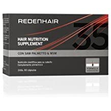 Cápsulas Hair Nutrition Supplement Redenhair