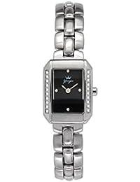 Yonger pour elle DMC 1582/01 - Reloj , correa de acero inoxidable color plateado