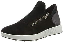 Legero Damen Essence Sneaker, Schwarz (Schwarz (Schwarz) 00), 41.5 EU