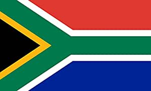 magFlags Flagge: XXL+ Südafrika   Querformat Fahne   3.75m²   150x250cm » Fahne 100% Made in Germany