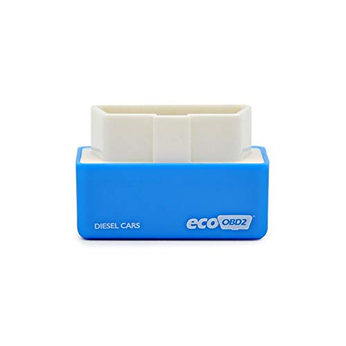 Plug Drive Eco Nitro OBD2 Chip, OBDII Performance Chip Tuning Box for Diesel Cars Engine Performance