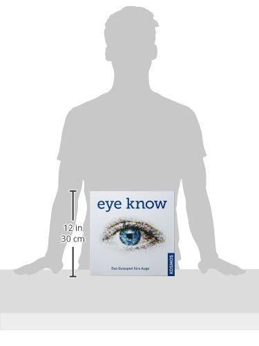 Kosmos 692223 - Eye Know - Play it smart, Familienspiel - 7