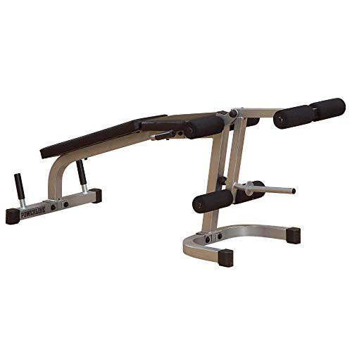 Powerline Panca 2 in 1 Leg extenion/Leg Curl plce165x