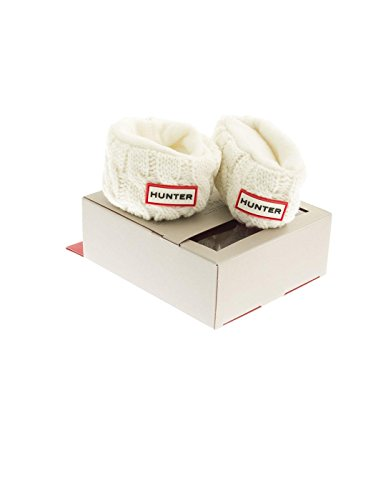 Chaussettes Hunter Cable Beige Beige