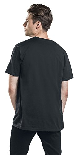 MINIONS Yellow is The New Black T-Shirt Schwarz Schwarz